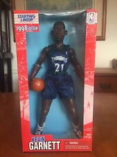 Kevin Garnett Minnesota Timberwolves 1998 Starting Lineup Action Figure NIB NIP