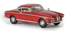 BMW 503 coupé 1956 rouge rubis - Resina Brekina - 1/87 ème - HO