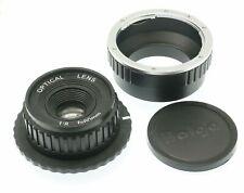 Holga Lens with Adapter for Olympus OM-D Series E-M1X PEN E-PL9 E-PL8 E-P5 E-P3