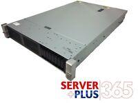 HP ProLiant DL380 G9 server, 2x 2.3GHz E5-2650v3 10-core, 128GB RAM, P440ar/2GB