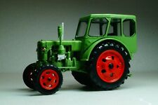IFA RS 04 03 (1956) Green Tractor Scale 1:43 Hachette Diecast model