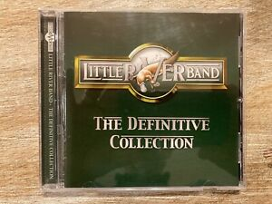 Definitive Collection by Little River Band (CD, Oct-2002, EMI Music Distribution