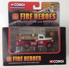 CORGI FIRE HEROES FORD FIRE PUMPER