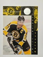 1996-97 Upper Deck On-Ice Insight #366 Ray Bourque Boston Bruins Hockey Card