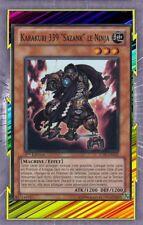 "Karakuri 339 ""Sazank"" Le Ninja STBL-FR022 Terre Machine Effet Niveau 3"