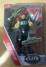 WWE ELITE KEVIN OWENS WRESTLING /ACTION FIGURE SERIES 43 WITH NXT BELT