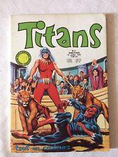 TITANS N°3 EN EXCELLENT ETAT / NEUF EO LUG  07/76( PLUSIEURS PHOTOS)
