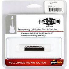 GRAPH TECH BLACK XL TUSQ SLOTTED GUITAR NUT EPIPHONE LES PAUL*NEW* PT-6060-00