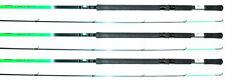 Ht Jiggin Stick Graphite Crappie Fishing Pole 12' Set Of 3 Rods Jsg122