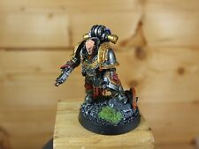 LIMITED FORGEWORLD SPACE MARINE CENTURION 2015 PAINTED (1401)