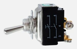 Jandorf Equipment Power Tool TOGGLE SWITCH 1 pk Double Pole 20 Amps 61130 NEW!!