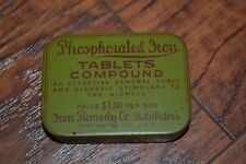 C10- Phosphorated Iron Tablets Compound Tin