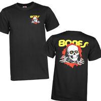 Bones Ripper Powell Peralta Brigade T-Shirt Black Skull OG Skateboard M L XL XXL
