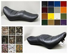 Yamaha XV700 Virago Seat Cover 1986 1987  in 25 Color Options or 2-tone  (E/W)
