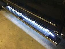 Running Board Side Step LED Light kit, Chevy Dodge GMC Ford Truck