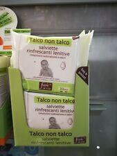 Fiocchi di Riso salviette rinfrescanti lenitive talco non talco - Farmacia Succi
