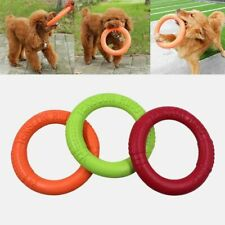 Pet Interactive Training Ring For Dog Toys Flying Discs Dog Portable Outdoor Cat