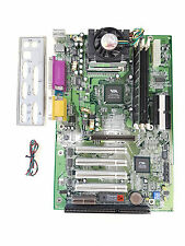 EPoX EP-693A REV:2.0 Socket 370 + Pentium III 800MHz + 512MB + I/O Shield TESTED