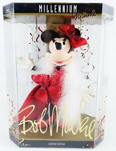 Disney Collector Dolls Millennium Minnie Bob Mackie Limited Edition Mattel Doll