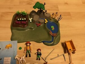 Playmobil 3124 Bauern/Gemüsegarten
