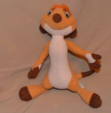 "12"" Timon Lion King Plush Disney Collectible Stuffed Animal Movie Character"