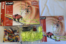 Knex Clock Work Roller Coaster, 305 pcs, Micro Knex, Motor, New in Box, 7-12 yrs
