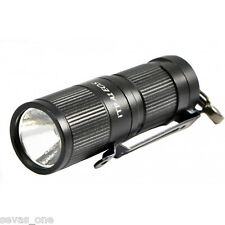 iTP A1 EOS CREE XP-G2 250 lumen Keychain Flashlight