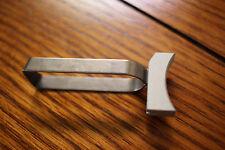 Short Trigger for 1911 Colt / Kimber / Taurus Pistols, Silver Aluminum - NEW