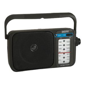 Radio Daewoo AM/FM DRP-123