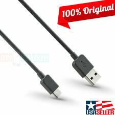 OEM HTC Fast Charge Rapid QuickCharge USB to USB Type-C Charging Data Sync Cable