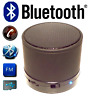 Mini Enceinte Haut Parleur Speaker Bluetooth Sans Fil portable Radio FM SD AUX