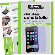 2x Apple iPod Touch 4G Film de protection d'écran protecteur antireflet