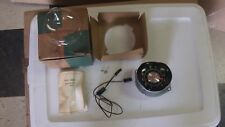 NOS GM 1964 CHEVY CHEVROLET ACCESSORIES CHEVELLE MALIBU ELECTRIC CLOCK 985868