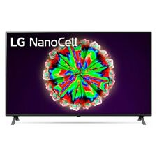 "Smart TV LG 49NANO806NA 49"" 4K Ultra HD NanoCell WiFi Grigio"