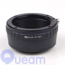 Dollice Pentax K PK Lens To Sony Len Adapter NEX-VG900 NEX-VG30 NEX-EA50 FS700