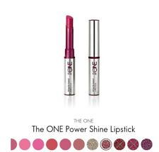 Oriflame The ONE Power Shine Lipstick - Pink Splitz,  New