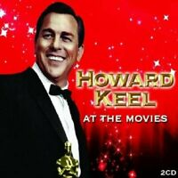 HOWARD KEEL At The Movies (2009) 39-track 2xCD album NEW/SEALED