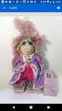 Miss Piggy As Marie Antoinette Muppet Porcelain Doll one of 2500