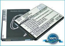 3.7 V Batteria per SAMSUNG i8350 OMNIA, Focus Flash, SPH-D600 LI-ION NUOVA