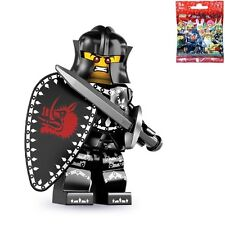 LEGO 8831 MINIFIGURES Series 7 #14 Evil Knight Free shipping
