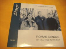 Cardsleeve Full CD ROMAN CANDLE Oh Tall Tree In The Ear PROMO 11TR 2009 country