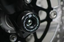 Kawasaki Z750 S L7F L8F L9F LAF 2007-2012 R&G racing fork protectors black