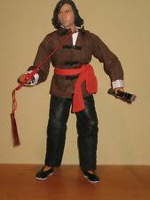 "12"" Dragon Toys The Oriental Hero Blood Sword figure Man Called Hero Ekin Cheng"