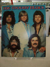 THE  MOODY  BLUES / TOUR  BOOK FOR 'OCTAVE' / RARE