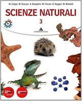 Scienze Naturali, volume 3, A.Mondadori Scuola, Crippa/Rusconi cod:9788824738460