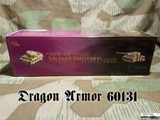 #30 Dragon Armor 60131 duatiger i late production w/Zimmerit, s.pz.abt.101 1:72