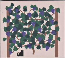 "Cat's Meow Village Retired  Accessory ""Grape Arbor"" New/Free Shipping/Value $14"