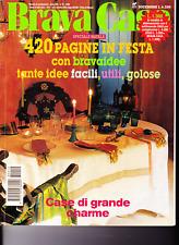 1998 12 - BRAVA CASA - 12 1998 - N.12 - ANNO XXV - SPECIALE NATALE