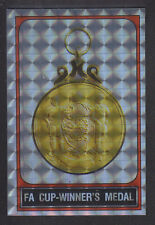 Panini - Football 86 - # 390 FA Cup Winner's Medal