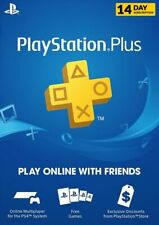 Psn Plus US 14 Days Membership Instant email delivery